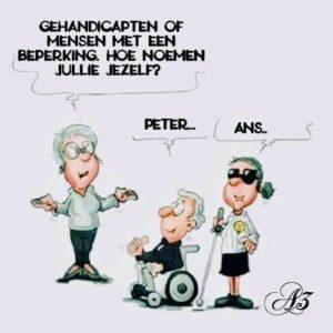 gehandicapten 300x300 - Nieuws